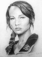 Katniss Everdeen by KataraBri