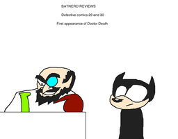 Batnerd reviews Doctor death by Scurvypiratehog