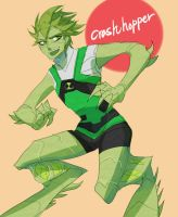 Crashhopper by GAN-91003