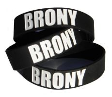 Brony Wristband Update by levelboy