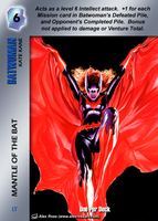 Batwoman Special - Mantle Of The Bat by overpower-3rd