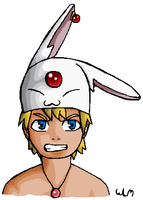 My gaia face by gamertjecool
