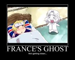 Aph: France's ghost by Zanteh