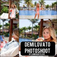 Demi Lovato Photoshoot. 005 by LiamRadiateLove