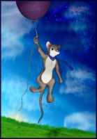 Jacob the Flying Mouse by Tzolkin