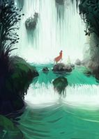 the falls by Loika