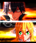 Mavis Vs Zeref FT452 by nina2119