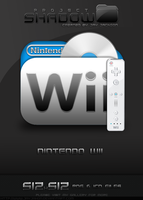 Shadow Icon: Wii by JayJaxon