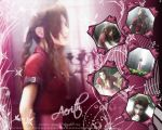 Aerith pretty Walle by areemus