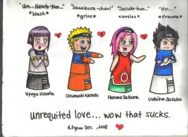 Unrequited Love in Naruto... by Phantom-of-Fantasy