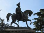 Statue of King Victor Emanuel II of Italy by GiovanGMazzella