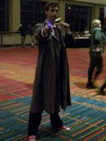 CTCon 2011: 10th Doctor 2 by TEi-Has-Pants