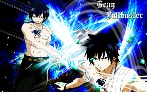 Gray Fullbuster by cyrel999