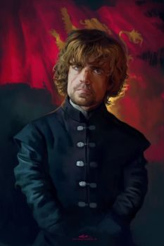 Tyrion by ChristinZakh