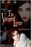 The Vampire Lovers remake poster by David-Zahir