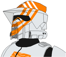 CT-9587/Stang (phase I armor) by LavaZombie