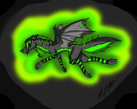 Toxic in photoshop by Toxic1776