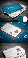 Class Corporate Business Card by calwincalwin