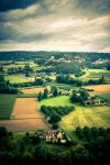 Landscape Dordogne, France by Rob1962