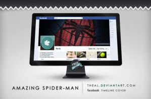 Amazing Spider-man Timeline Cover by TheAL