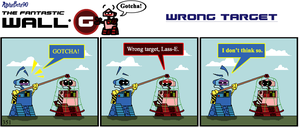 Wrong target by Finjix