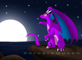 .: Contest Entry :. Lacey by ZoroarkQueen