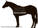 Design a Horse Challenge by painted-cowgirl