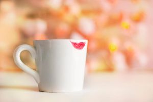 Morning Coffee and Kisses Goodbye by marisz