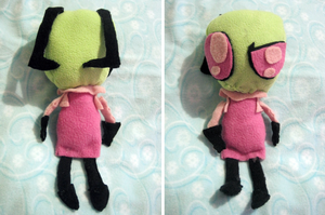 Zim Plush .:For Sale:. by Fallenpeach