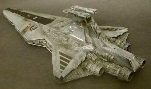 Sith Flagship-INTIMIDATOR-3 by Roguewing