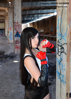 Tifa Lockhart Cosplay - Final Fantasy 5 by MelodyxNya