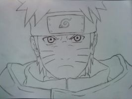 Naruto by FRoland