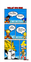 Trollin' With Sonic Ep.1 by inzanity-arts