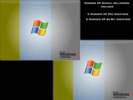 Windows XP Minimal Pack by NoLiMiT3d