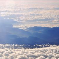 Betweeen the sky and heaven by kyokosphotos