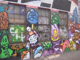 Graffiti Stock 50 by willconquers-stock