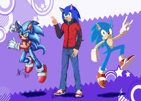 tutti i Sonic_colors by LaDenny