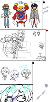 This is a Terrible Sketchdump by Pharos-Chan
