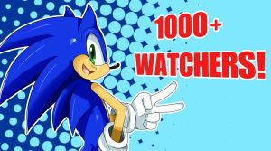 1000 Watchers by ss2sonic