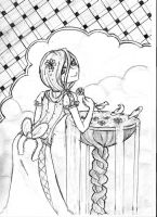 _Rapunzel by Colorful-Gray