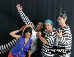 A Serious Jail by Frannx