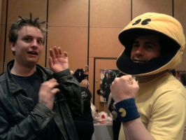OAD - Jamey and Pacman by OhSweetSerenity71892