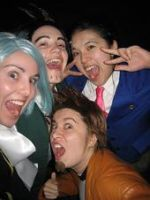 Phoenix Wright Myspace Photo by Bawlsy
