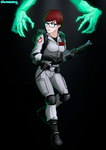 GhostBuster Commission by shamserg