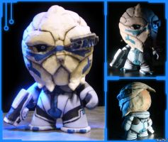 Garrus Munny by Nick-McD