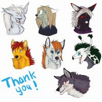 THANK YOU by Sidgi
