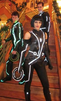 Quorra Tron Legacy5 by Annisse
