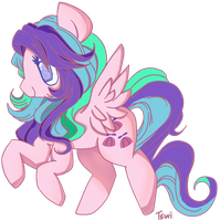 MLP:Whizzer by Tewi-kun