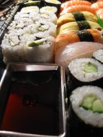 Sushi Party III by Santian69