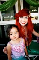 Little Mermaid party by TheRealLittleMermaid